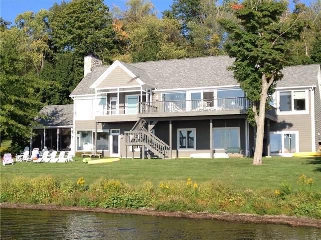 44 Shore Drive, Chautauqua, NY 14728 (MLS #R1235771) :: The Glenn Advantage Team at Howard Hanna Real Estate Services