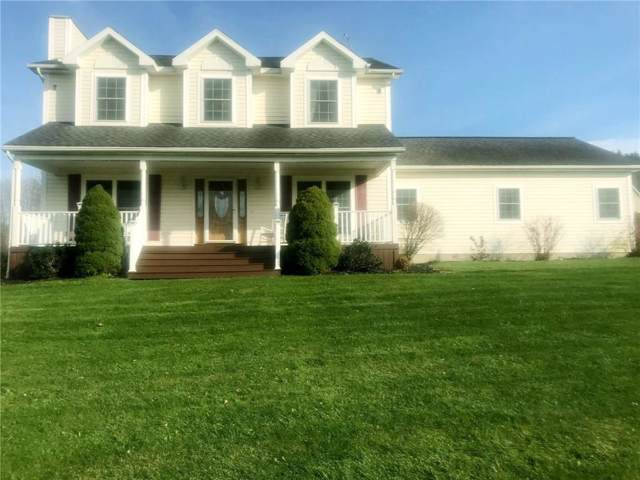 762 Prosser Hill Road, Kiantone, NY 14701 (MLS #R1236764) :: BridgeView Real Estate Services