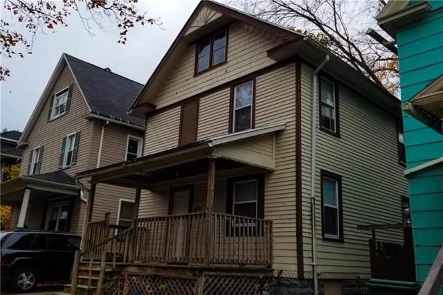 227 Roycroft Drive, Rochester, NY 14621 (MLS #R1236907) :: Robert PiazzaPalotto Sold Team