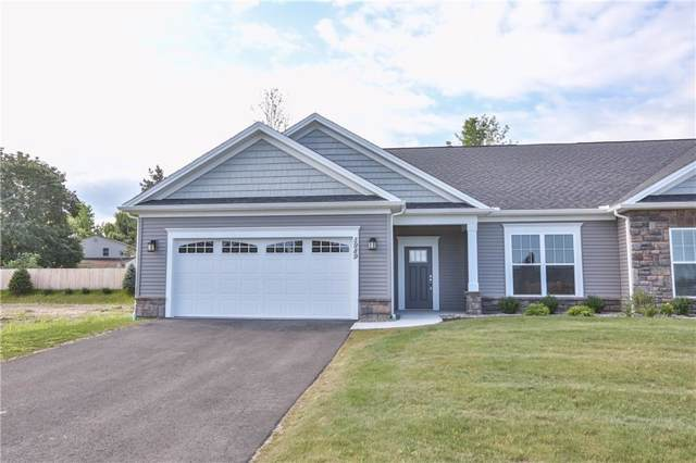 5989 Redfield Drive #25, Farmington, NY 14425 (MLS #R1236964) :: BridgeView Real Estate Services