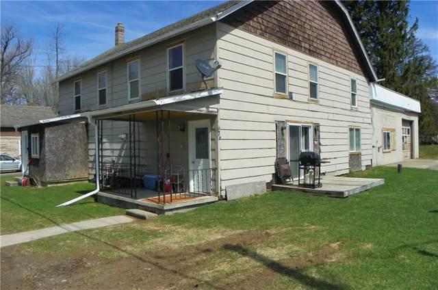 7 Main Street, Cohocton, NY 14808 (MLS #R1237061) :: MyTown Realty
