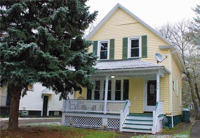 222 Garfield Street, Rochester, NY 14611 (MLS #R1237389) :: Updegraff Group