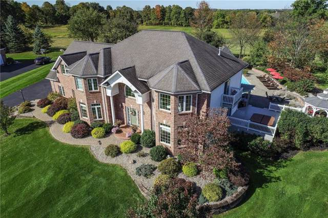 10 Country Meadow Drive, Mendon, NY 14472 (MLS #R1237393) :: The CJ Lore Team | RE/MAX Hometown Choice