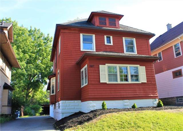 387 Ridgeway Avenue, Rochester, NY 14615 (MLS #R1237404) :: The CJ Lore Team | RE/MAX Hometown Choice