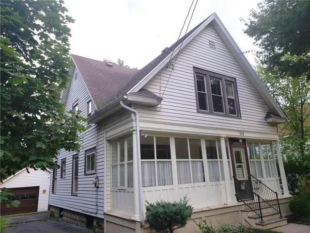 123 E Main Street, Pomfret, NY 14063 (MLS #R1237466) :: Robert PiazzaPalotto Sold Team