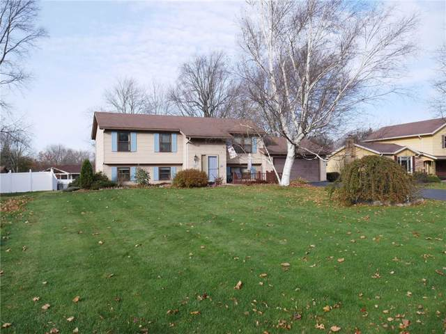 35 Red Leaf Drive, Chili, NY 14624 (MLS #R1237720) :: The CJ Lore Team | RE/MAX Hometown Choice