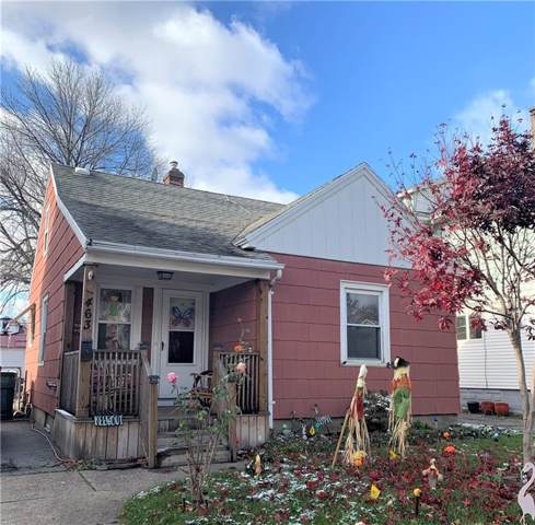 463 Mount Read Boulevard, Rochester, NY 14606 (MLS #R1237845) :: The Glenn Advantage Team at Howard Hanna Real Estate Services
