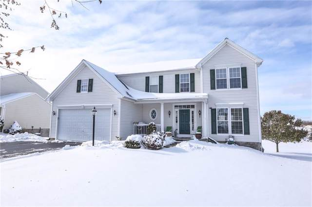 54 Egret Drive, Henrietta, NY 14586 (MLS #R1237991) :: The CJ Lore Team | RE/MAX Hometown Choice