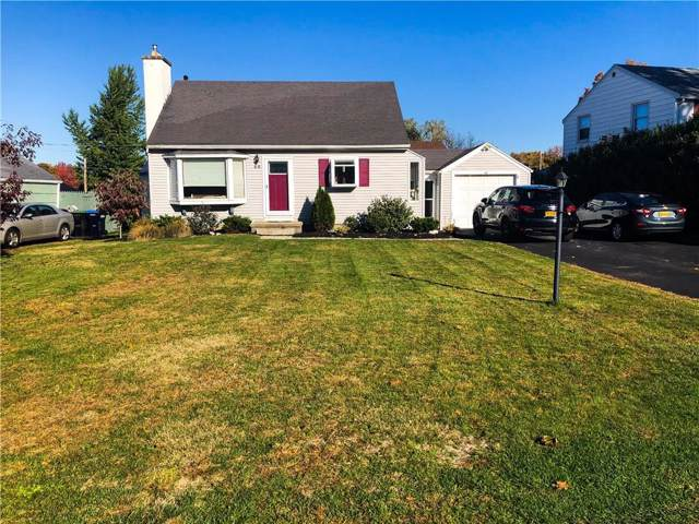 40 Rudman Road, Irondequoit, NY 14622 (MLS #R1238303) :: BridgeView Real Estate Services