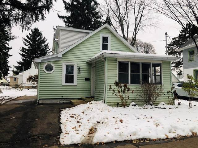 133 Blakeslee Street, Rochester, NY 14609 (MLS #R1238367) :: The Glenn Advantage Team at Howard Hanna Real Estate Services