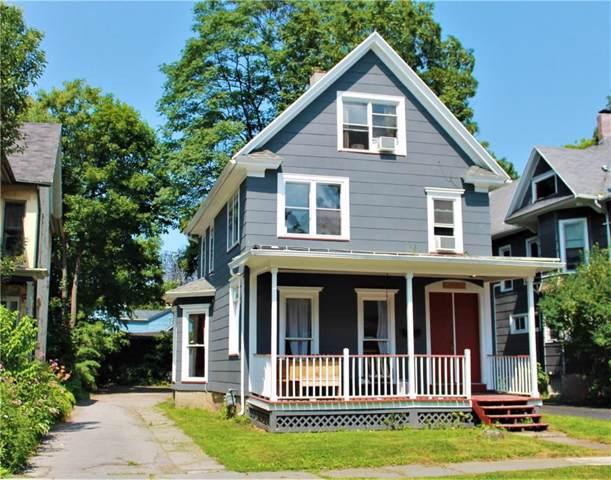 59 Rowley Street, Rochester, NY 14607 (MLS #R1238547) :: 716 Realty Group