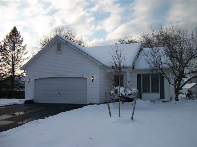 14 Lilly Pond Way, Chili, NY 14514 (MLS #R1238603) :: The CJ Lore Team | RE/MAX Hometown Choice