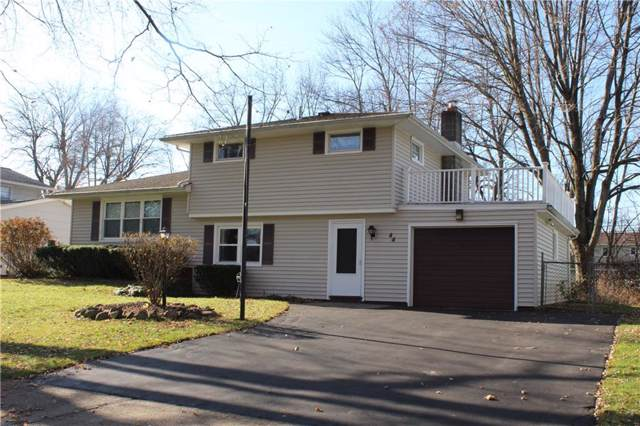 44 Country Gables Circle, Gates, NY 14606 (MLS #R1238697) :: Robert PiazzaPalotto Sold Team
