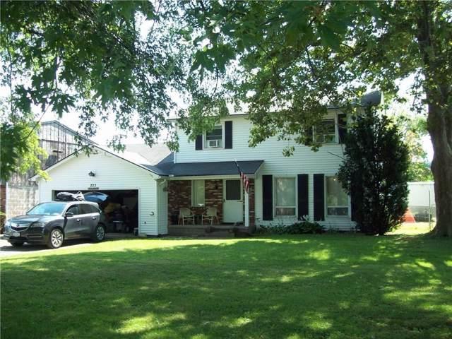 223 Lake Road, Webster, NY 14580 (MLS #R1238780) :: Robert PiazzaPalotto Sold Team