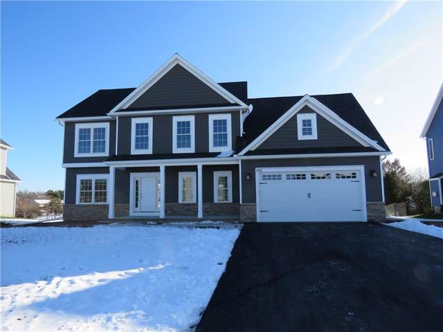 108 Country Village Lane, Parma, NY 14468 (MLS #R1238781) :: Robert PiazzaPalotto Sold Team