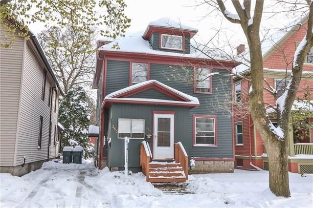 283 Hamilton Street, Rochester, NY 14620 (MLS #R1238788) :: The Glenn Advantage Team at Howard Hanna Real Estate Services