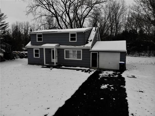 32 Colony Lane, Henrietta, NY 14623 (MLS #R1238905) :: BridgeView Real Estate Services