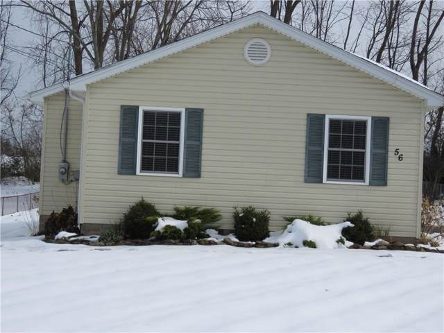 56 Pease Road, Parma, NY 14559 (MLS #R1238950) :: Robert PiazzaPalotto Sold Team