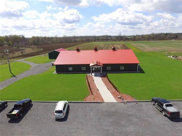 678 Nys Route 318, Junius, NY 13165 (MLS #R1238977) :: The Glenn Advantage Team at Howard Hanna Real Estate Services