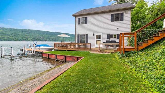 15310 W Lake Road, Pulteney, NY 14874 (MLS #R1238995) :: The Chip Hodgkins Team