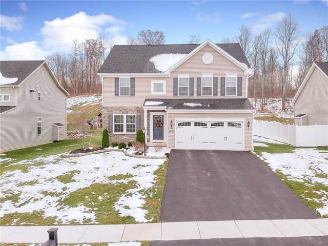 6403 Erica Trail, Victor, NY 14564 (MLS #R1239002) :: BridgeView Real Estate Services
