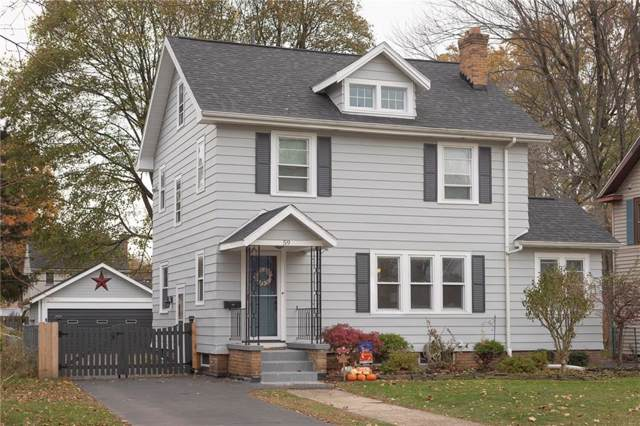 59 Thornton Road, Irondequoit, NY 14617 (MLS #R1239072) :: Robert PiazzaPalotto Sold Team