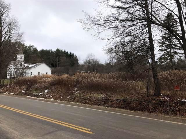 0 County Road 16 Highway, Birdsall, NY 14709 (MLS #R1239142) :: BridgeView Real Estate Services