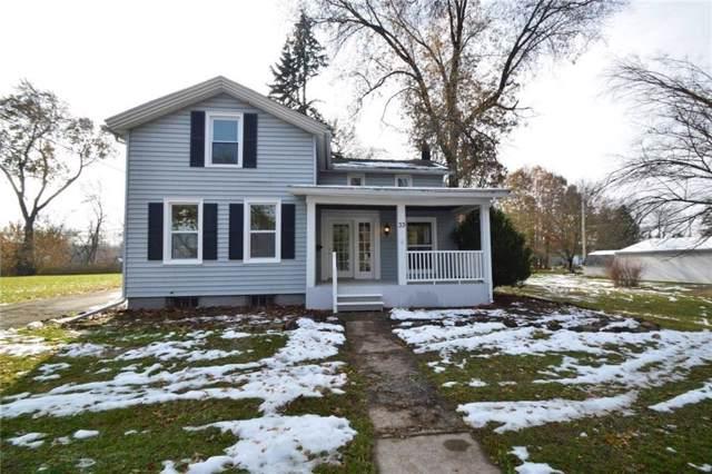 33 Mill Street, Ogden, NY 14559 (MLS #R1239470) :: Robert PiazzaPalotto Sold Team