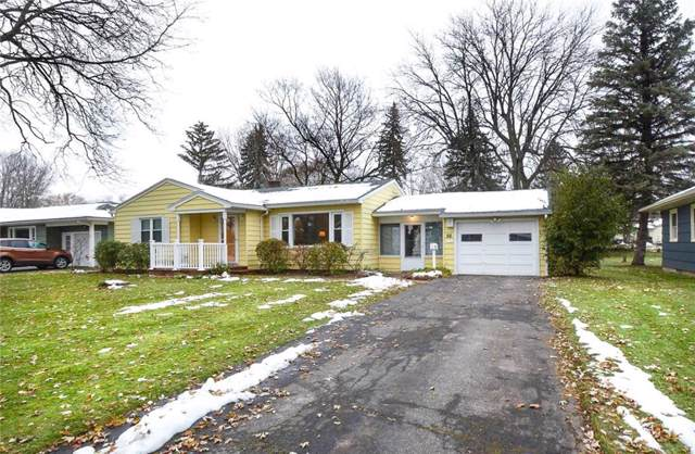 56 Ranch Village Lane, Gates, NY 14624 (MLS #R1239516) :: BridgeView Real Estate Services