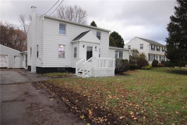 744 Paul Road, Chili, NY 14624 (MLS #R1239617) :: Updegraff Group