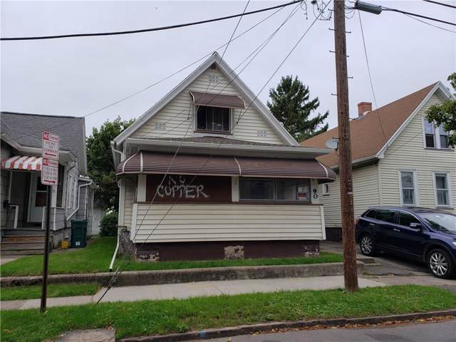90 Lorenzo St, Rochester, NY 14611 (MLS #R1239706) :: Robert PiazzaPalotto Sold Team