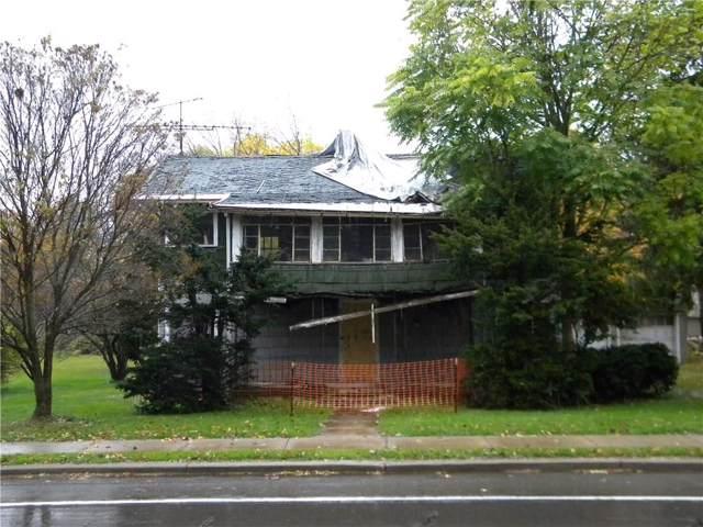 71 Ivory Street, Carroll, NY 14738 (MLS #R1239761) :: Robert PiazzaPalotto Sold Team