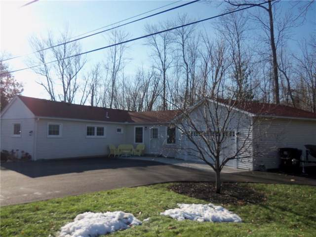 35 Huffer Road, Parma, NY 14468 (MLS #R1239779) :: Robert PiazzaPalotto Sold Team