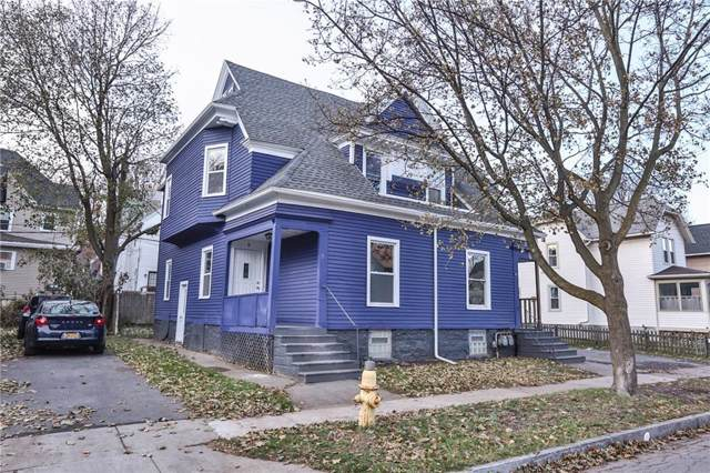 49-51 Woodlawn Street, Rochester, NY 14607 (MLS #R1240123) :: Robert PiazzaPalotto Sold Team