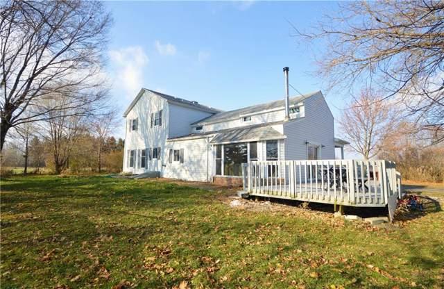 7555 Mount Morris Nunda Road, Mount Morris, NY 14510 (MLS #R1240258) :: MyTown Realty