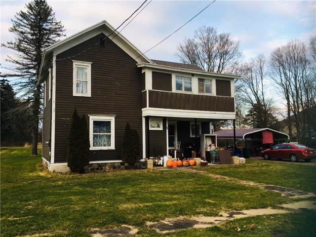 5 Maple Avenue, Cohocton, NY 14808 (MLS #R1240474) :: MyTown Realty