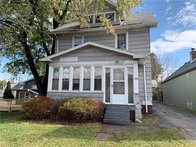 1354 Hudson Avenue, Rochester, NY 14621 (MLS #R1240518) :: Robert PiazzaPalotto Sold Team