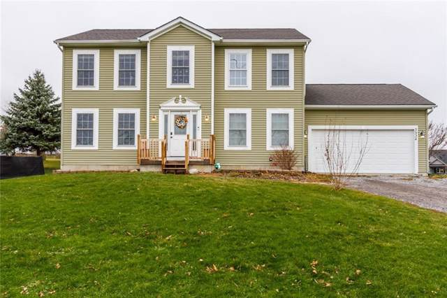 3934 Middle Cheshire Road, Canandaigua-Town, NY 14424 (MLS #R1240694) :: Robert PiazzaPalotto Sold Team