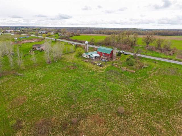 6291 Buffalo Road, Riga, NY 14428 (MLS #R1240879) :: Lore Real Estate Services
