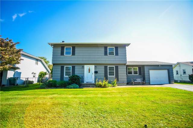 75 Kellwood Drive, Irondequoit, NY 14617 (MLS #R1241298) :: Robert PiazzaPalotto Sold Team