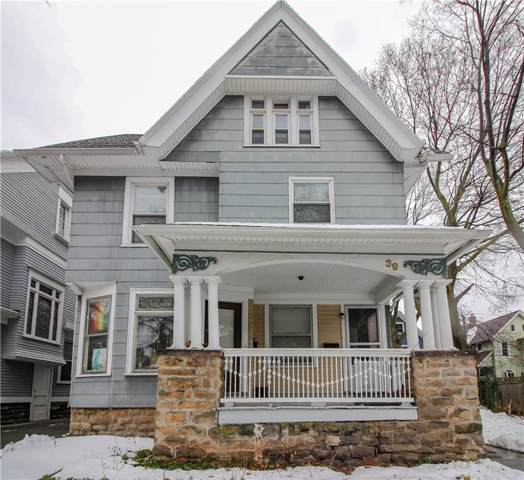 39 Oxford Street, Rochester, NY 14607 (MLS #R1241346) :: Robert PiazzaPalotto Sold Team