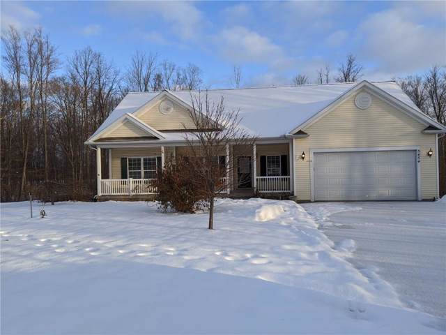 5454 State Route 96 Highway, Farmington, NY 14548 (MLS #R1241444) :: Robert PiazzaPalotto Sold Team