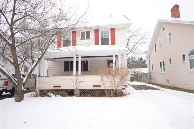 32 Maplehurst Road, Irondequoit, NY 14617 (MLS #R1241561) :: Robert PiazzaPalotto Sold Team