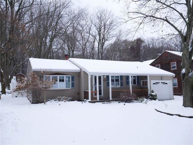 259 Eaton Road, Irondequoit, NY 14617 (MLS #R1241565) :: Robert PiazzaPalotto Sold Team