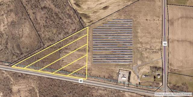 0 County Road 46, Canandaigua-Town, NY 14224 (MLS #R1241667) :: Robert PiazzaPalotto Sold Team