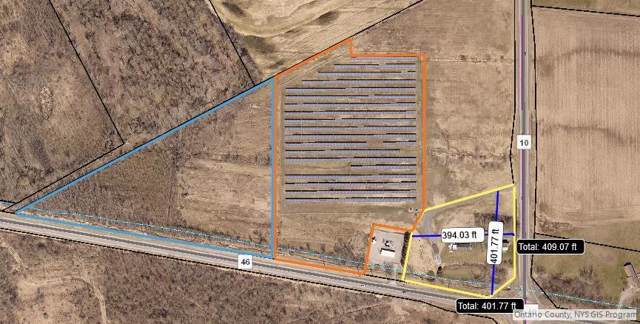 2970 ( A ) County Road 10, Canandaigua-Town, NY 14424 (MLS #R1241683) :: Robert PiazzaPalotto Sold Team