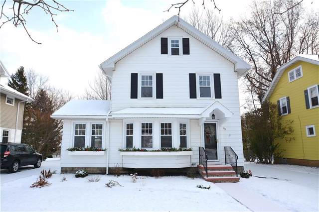 60 Whitby Road, Irondequoit, NY 14609 (MLS #R1241984) :: Robert PiazzaPalotto Sold Team