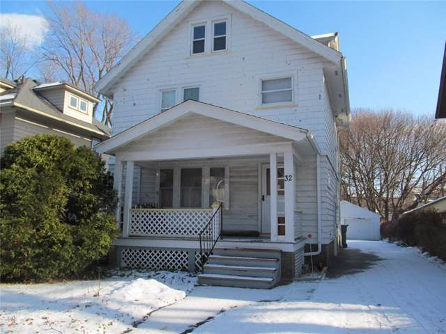 32 Pershing Drive, Rochester, NY 14609 (MLS #R1242011) :: Robert PiazzaPalotto Sold Team