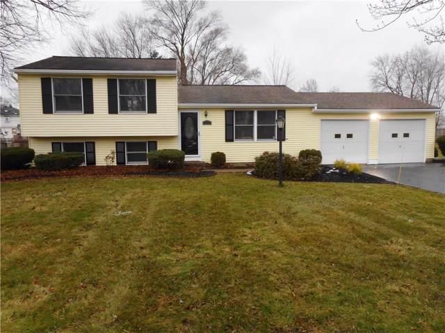 10 Peakview Drive, Henrietta, NY 14467 (MLS #R1242017) :: Robert PiazzaPalotto Sold Team