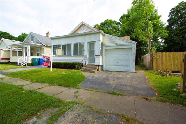 266 Breck Street, Rochester, NY 14609 (MLS #R1242440) :: Robert PiazzaPalotto Sold Team
